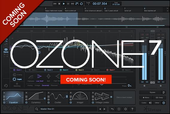 скачать Izotope Ozone 7 Torrent - фото 9
