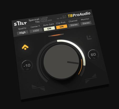 TB PRO audio stilt